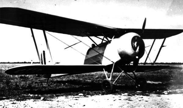 Учебно-тренировочный самолет CANSA - C-5А
