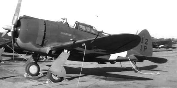 Истребитель Republic P-43 Lancer
