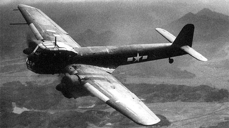 Противолодочный самолет Kyushu Q1W Tokai