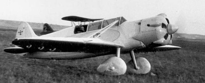 Учебно-тренировочный самолет Г-20