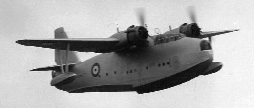 Летающая лодка Saro А-36-Lerwick