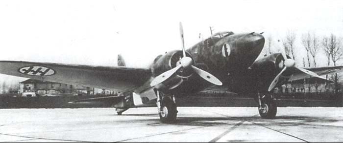 Разведчик Fiat СR-25bis