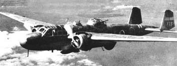 Бомбардировщик Mitsubishi G3M