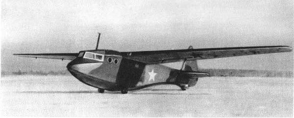Планер А-7