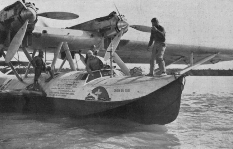 Летающая лодка Latecoere серии 300