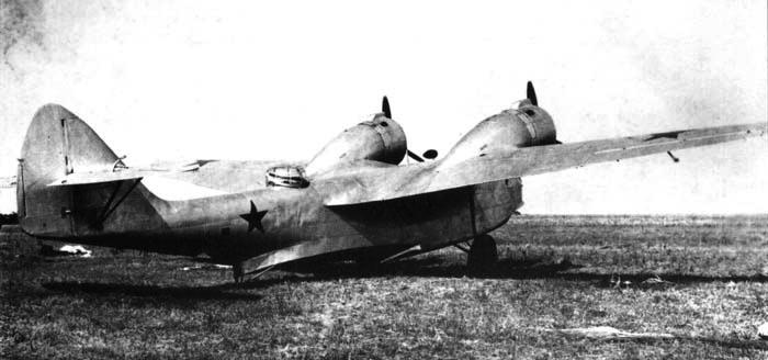Летающая лодка МДР-6 (ЧЕ-2)