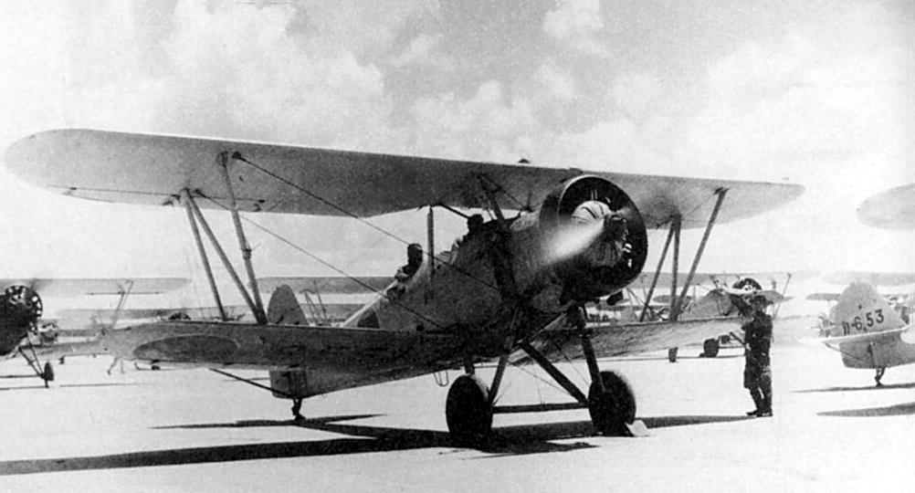 Учебно-тренировочный самолет Yokosuka K-5Y