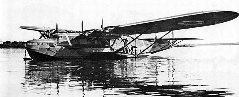 Летающая лодка Latecoere 523
