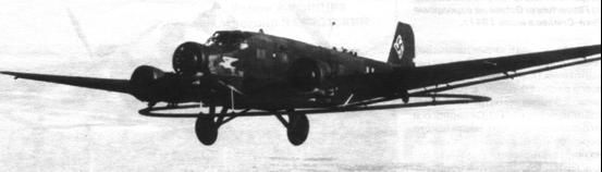 Минный тральщик Ju-52MS