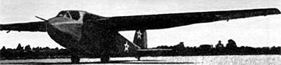 Планер Г-11