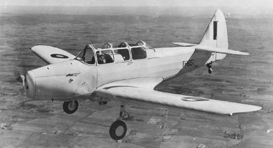 Учебно-тренировочный самолет – РТ-26 (Cornell-I)