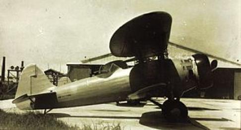 Разведчик Nakajima Ki-4
