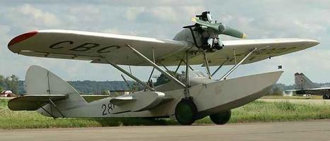 Летающая лодка (амфибия) Ш-2