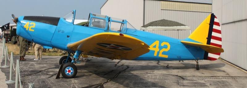 Учебно-тренировочный самолет – РТ-26А (Cornell-II)