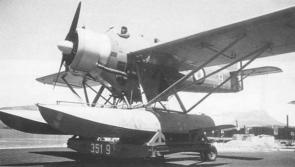 Гидросамолет LeO H-43