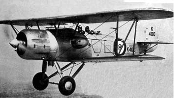 Ближний разведчик Avro 674