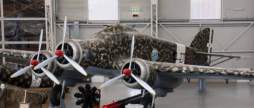 Торпедоносец Savoia-Marchetti  SM.79-ІІ Sparviero