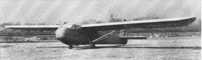 Десантный планер - XCG-3