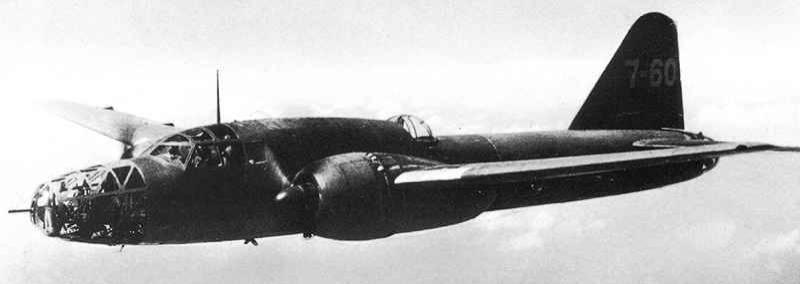 Истребитель Mitsubishi Ki-109