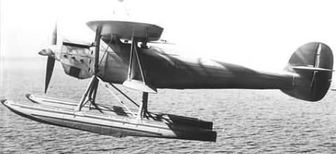 Гидросамолет Dornier Do-22