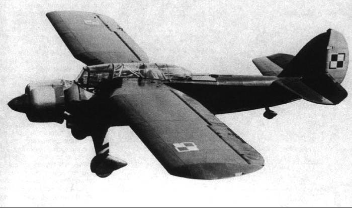 Разведчик LWS-3 Mewa