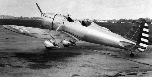 Учебно-тренировочный самолет Ryan - РТ-16