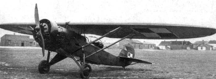 Разведчик Lublin R-XIII