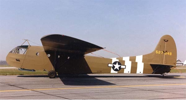Планер Waco CG-4 (CG-4А Hadrian)