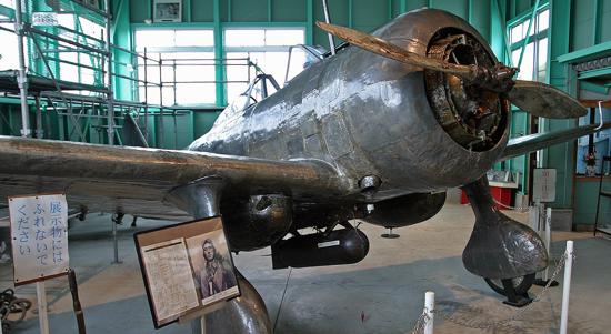 Истребитель Nakajima Ki-27