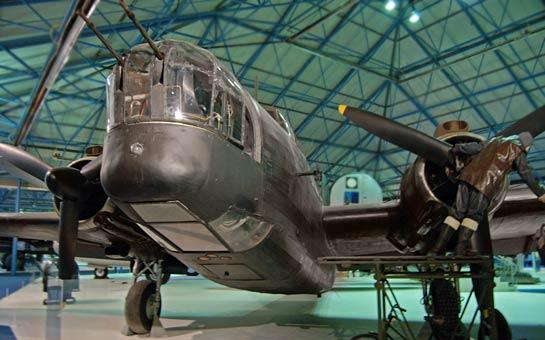 Средний бомбардировщик Vickers Wellingto - Mk-IC