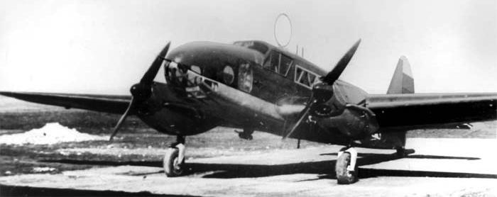 Транспортный самолет КБ-6 (309)