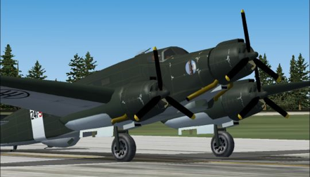 Торпедоносец Savoia-Marchetti SM.84