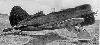Учебно-тренировочный самолет - УТИ-2 (И-16 тип 14)