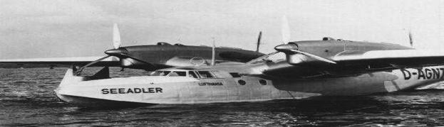 Летающая лодка Dornier Do-26