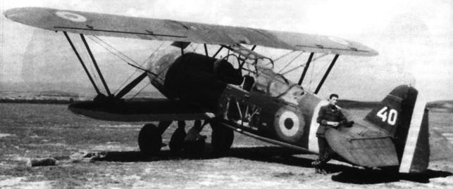 Ближний разведчик IAR-37