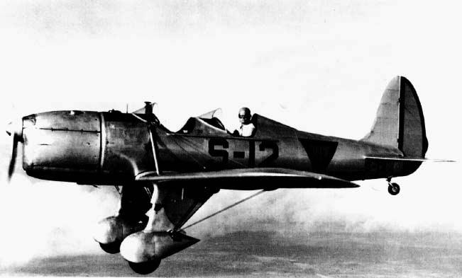 Учебно-тренировочный самолет Ryan – STM