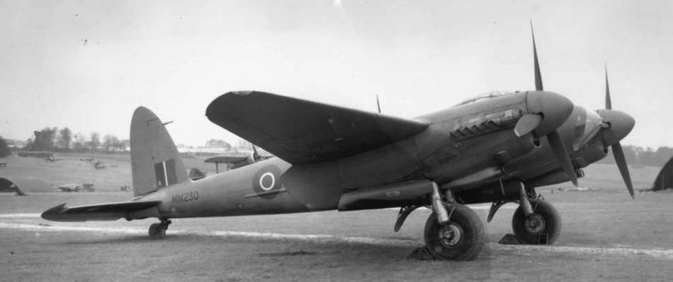 Разведчик Mosquito PR.Mk-34