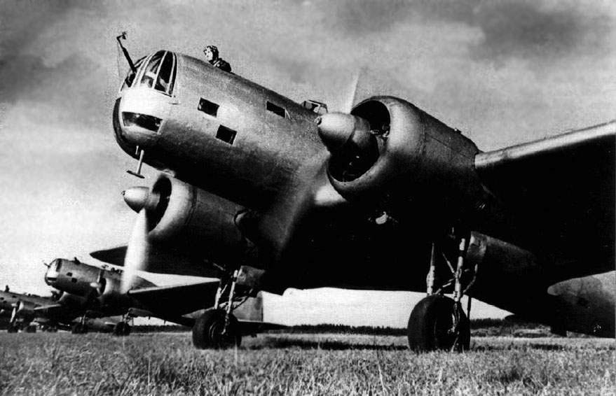Торпедоносец ДБ-3Т