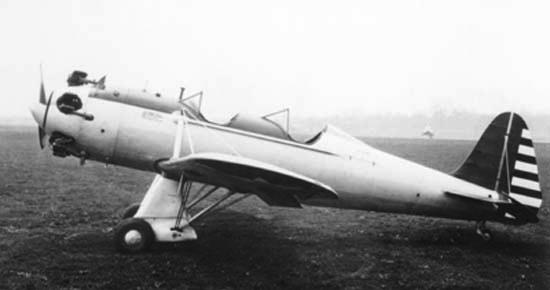 Учебно-тренировочный самолет Ryan РТ-21
