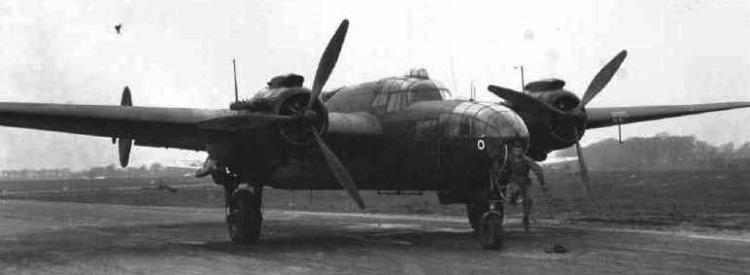 Транспортный самолет AW-41 Albemarle