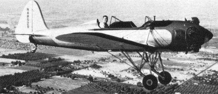 Учебно-тренировочный самолет Ryan – РТ-22