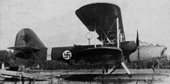 Гидросамолет Heinkel He-59