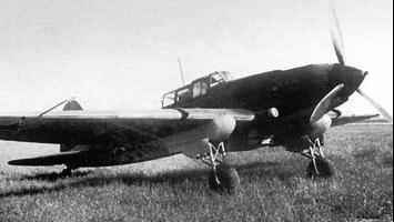 Разведчик-корректировщик Ил-2КР