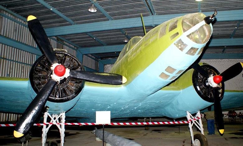 Торпедоносец Ил-4Т