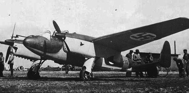 Вспомогательный самолет SNCAC NC-232
