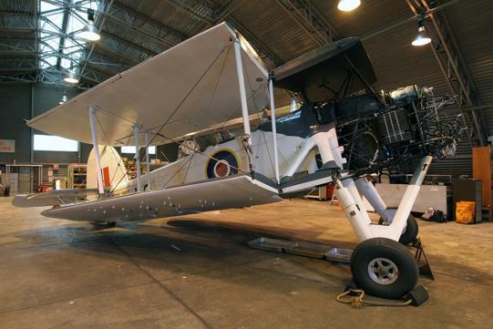 Торпедоносец Fairey Swordfish Mk-IІ
