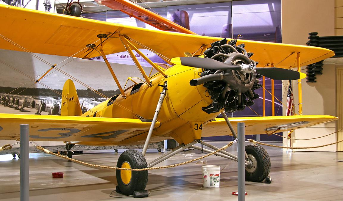 Учебно-тренировочный самолет Spartan NP-1