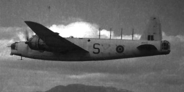 Бомбардировщик Vickers Wellington Mk-XI