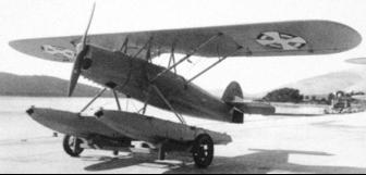 Гидросамолет Rogozarski SIM-X