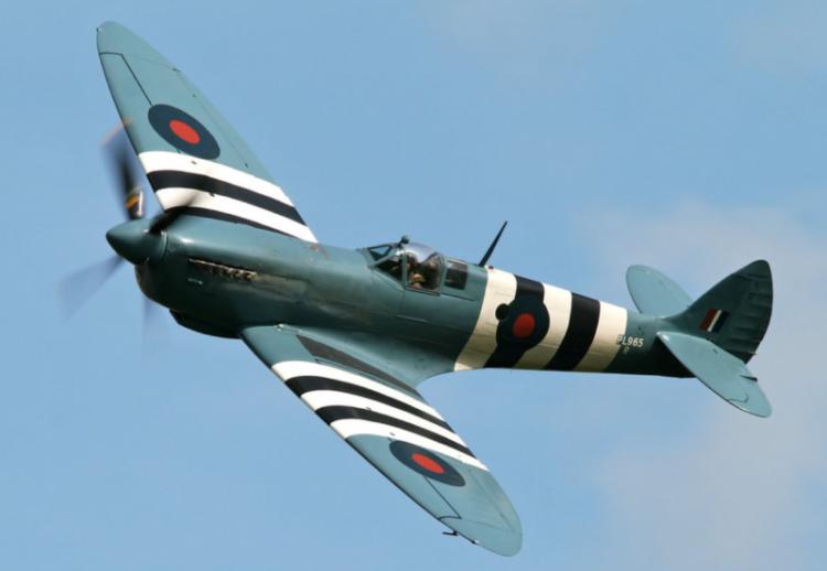 Высотный разведчик Supermarine Spitfire PR-XI